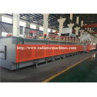Quality 1000 KG/H Electric Resistance Mesh Belt Furnace 950 Degree for Nails and Screws for sale