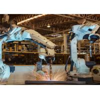 Quality Plate Welding Robots In Automotive Industry With High Power Servo Motor for sale