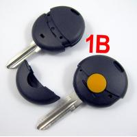 Quality Mercedes Benz Smart Remote Key Shell, 1 Button Car Key Blanks For Benz for sale