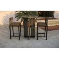 Quality Rattan Conservatory Furniture , Outdoor Garden Table And Chairs for sale