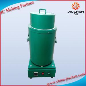 JC 110VSmall Capacity Copper Brass 10KG Induction Melting Furnace (JC-8KW)