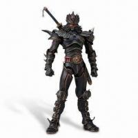 Quality Action Figure, Customized Colors and Sizes are Accepted, MOQ of 3,000pcs for sale
