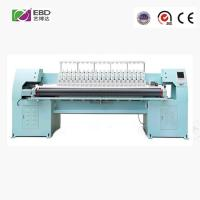 China High Speed 4 Colors Quilting Embroidery Machine Working Width 2850mm on sale