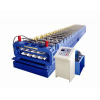 Quality Double Layer Roofing Sheet Roll Forming Machine for sale
