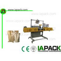 Quality High Power Auxiliary Equipment Hot Melt Packaging Tape Sewing Machine for sale