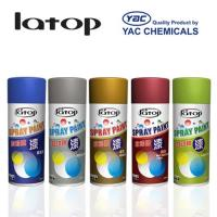 Quality Acrylic Lacquer Spray Paint with High Spray Rate for Metal, Wood Surfaces for sale