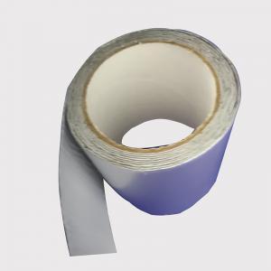 Quality Aluminum Foil Butyl Rubber Aluminum Foil 1.5mm Self-Adhesive Butyl Rubber Waterproof Sealing Tape for sale