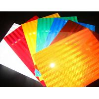 Quality High Visiblity Prismatic Reflective Sheeting for sale