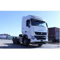 Quality RHD / LHD 10 Wheeler Tractor Head 336HP Tractor Head 3 Axles Prime Mover for sale