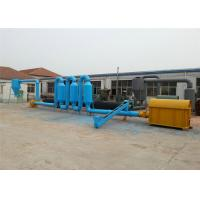 Quality ISO Approved 5.5 kw Grass Dry Saw Dust Machine With Flash Dryer Pipe for sale