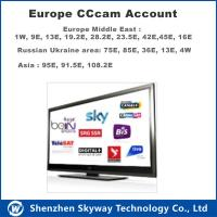 Quality 1 year Cccam account for Europe countries stable for sale