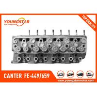 Quality Complete Cylinder Head For MITSUBISHI 4D34 Canter  FE-449 / 659	ME997711  ME990196  ME997799     ME993222 for sale