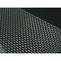 Durable Stainless Steel Woven Wire Mesh , Stainless Steel Window Screen Mesh