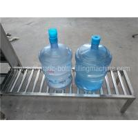Quality 20 L Big Bottle Fully Automatic 5 Gallon Water Filling Machine Small Producting Plant for sale