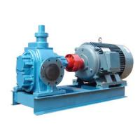 Quality Single Stage Vertical Upwards Hot Oil Pumps , Oil Fluid Pump Industry for sale