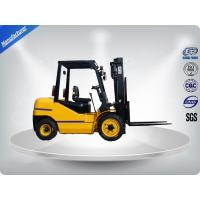 Quality Alloy Steel Powered Pallet Truck / Distribution Centers Reach Truck Forklift for sale