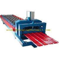 Quality Walkway Plank Roof Panel Roll Forming Machine for sale