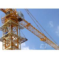QTZ80 6010  Tower Crane Peng Cheng Brand with remote control