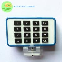 Quality Mobile Card Reader with Pinpad iTec-50633P16 Smart Card And Magnetic mobile Card Reader for sale