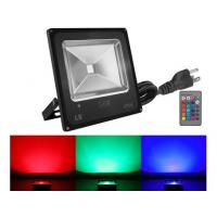 Quality 50W RGB Remote Control LED Flood Light suppliers and  Manufacturer in China for sale