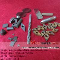 Quality PCD turning tools inserts for glass, ceramics and graphite for sale