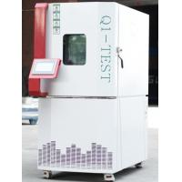 Programmable Temperature Humidity Test Chamber / Alternative Test Machine By Forced Air Cooling Rate 5℃ / Min