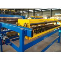 Buy Easy Operate Reinforcing Mesh Welding Machine 4.5T For Steel Rebar Capacity 900KVA at wholesale prices