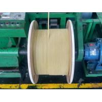 Quality Paper Covered Copper Wire|500KV transformer interturn insulation paper covered flat Copper wire strip for sale