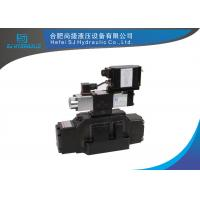 Quality Casting 4 Way Spool Hydraulic Servo Valve For Marine / Palstic Machine OEM for sale