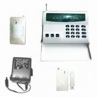 Quality Q16 Security/Home/Burglar Alarm System with PSTN Auto Dialer for sale