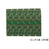China Durable 6 Layer PCB Board , Fr4 BGA White Silk Quick Turn Printed Circuit Boards on sale