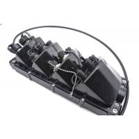 Quality Wall Mounting Fiber Optic Distribution Box IP67 6 Ports 4F Hub LSZH Material for sale
