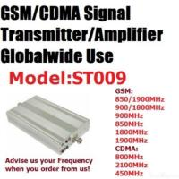 Quality Full Band Cdma Gsm Dcs Pcs Signal Amplifier/booster/repeater for sale