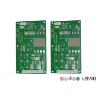 Quality MCPCB Metal Core FR4 PCB Board 1 Layer Green Solder Mask For Power Supply for sale