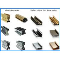 Buy cheap Kitchen Cabinet Door Frame Aluminium Extrusion Profiles from wholesalers