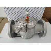 Quality Aluminium LPG Pressure Regulator With Shut off Valve Italy Giuliani Anello Made for sale