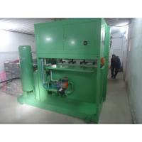 Quality Environment Friendly Paper Pulp Molding Machine Controlled By Computer for sale