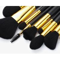 Buy cheap Full Function Professional Brush Set For Makeup / 16 Pieces Cosmetic Brush Set from Wholesalers