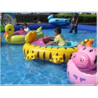 China Animial Style Battery Operated Bumper Boats Light Weight MP3 With SD Card on sale