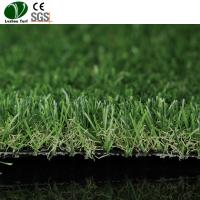 Quality Natural Green Looking Synthetic Turf Grass For Commercial Leisure Places Flooring for sale