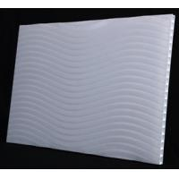 Quality Corrugated plastic board(S style) for sale