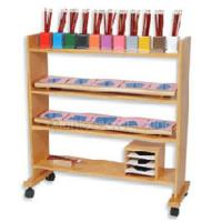 Quality Shelving Unit for Metal Inset Material for sale