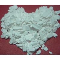 China calcium chloride flake 74%min on sale