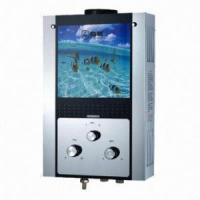 Quality Glass Panel Gas Water Heater, Energy-saving for sale