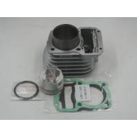 Custom Made Single Cylinder 4 Stroke Engine Parts With Piston Ring / Pin