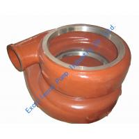 Quality High chrome alloy material volute liner of slurry pumps for sale