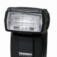 China Flash Speedlite for Canon Cameras, Fast Recycle Time of Less than 2s on sale