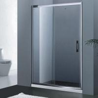 Quality Bifold shower door, 6/8mm tempered glass for sale