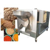 Quality Drum Sesame Seed Nuts Roasting Machine Dry Cereal Grain Roaster 3000*1200*1700 Mm for sale