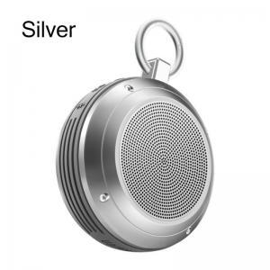 Quality Wireless Bluetooth Speaker Portable Outdoor IPX5 Waterproof Anti-fall FM Radio LED Alarm Clock Audio Player for sale